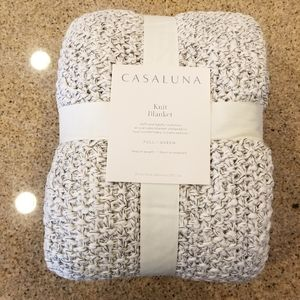 """Casaluna Knit Blanket Full/Queen (90"""" x 92"""")"""